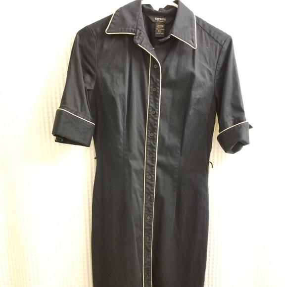 Express Dresses & Skirts - Express womans shirt dress